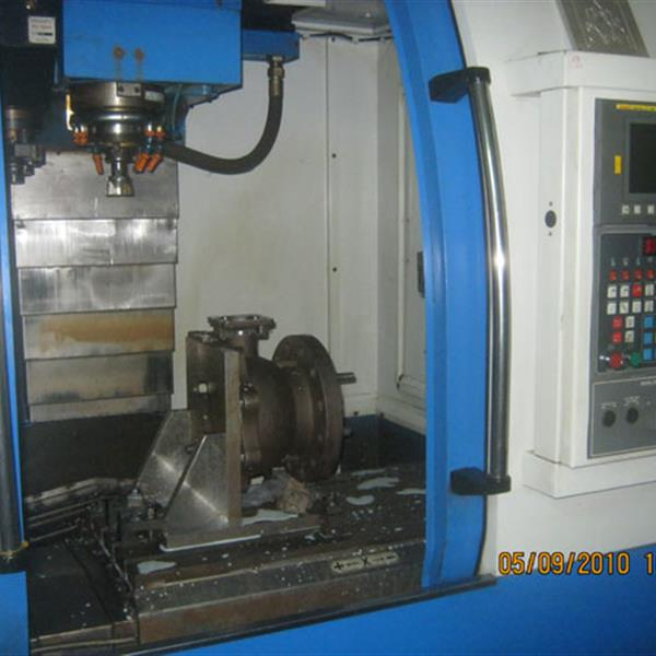 cnc machine die
